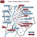 Hol adnak át irodaházakat Budapesten?