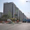 Olimpiai falu: luxus belső, lakótelepi paneldizájnba csomagolva