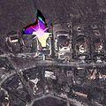 Atomvillanás a Kázmér úton? Vagy becsapódott egy ufó a XII. kerületben? Esetleg lézerrel lövik a budaiak a Google műholdját?