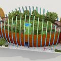 Miért nem érdemes építészeknek foglalkozni a Milánói Expo magyar pavilonjával? Mert nincs köze az építészethez!