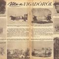 Kisföldalatti végállomás a Vigadó alatt és más csudák az 1957-es Érdekes Újság látványtervein