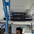 A nap képe: milyen szakik dolgoznak a járműjavítóban? Az új Mercedes buszoknak még nem megy a magyar nyelv