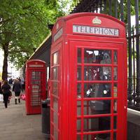 Nyilvános szextelefonfülkék Londonban