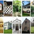 10 gyönyörű eladó régi nyaraló a Balatonnál. 80 éves dizájnvilla, 100 éves szecessziós ház, 150 éves csárda és 200 éves présház