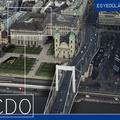 Piarista fejlesztés. A Kalazanci Szent Józsefről elnevezett irodaházban csúszda is szolgálja majd a dolgozók kényelmét