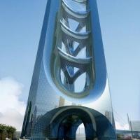 Linkek az új Finta-irodaháztól a széljárással változó homlokzatú házig