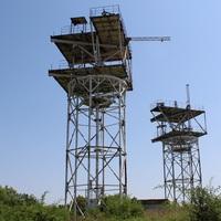 Középső-Hajag Szovjet elhagyatott rádióállomás