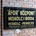 Miskolci Urbex túra 2/1, Perecesi bányaigazgatóság épületei.