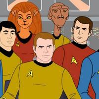 Szinkron készült a Star Trek rajzfilmsorozathoz