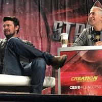 Karl Urban a Paramount döntését várja a negyedik Star Trek mozival kapcsolatban