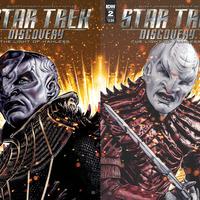 Star Trek: Discovery – új regény és képregények a láthatáron