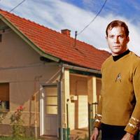Kirk kapitány Heréden nézett házat