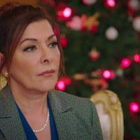 Az élet imitálja a művészetet – Marina Sirtis a karácsonyi filmjéről