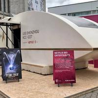 Star Trek: Discovery – utcai reklámok és plakátok