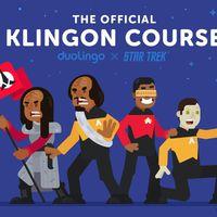 A Duolingo segítségével már klingonul is tanulhatunk