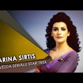 Marina Sirtis Prágában – interjú