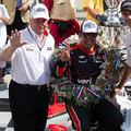 Roger Penske ellenzi az IndyCar nemzetközi törekvéseit