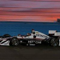 Sikeres tesztet zárt az IndyCar a PIR-en
