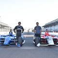 Első tesztjén ötösre vizsgázott az IndyCar vadonatúj versenygépe