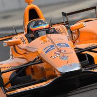 De Ferran: Alonso hamarosan megismeri az IMS keményebb arcát is
