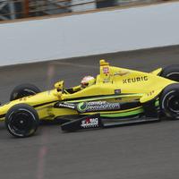 A Chip Ganassi Racing elengedte Sage Karamot