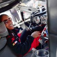 A nő, aki behazudta magát a NASCAR-ba