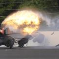 A pálya történetének egyik legdurvább balesetével indult az Indy 500 kvalifikációja