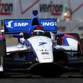 Ennyi volt Mikhail Aleshin IndyCar pályafutása?
