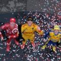 Kettős Andretti győzelem a viharvert Alabamában