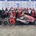 Ismét lezárult egy fejezet az IndyCarban