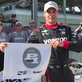 Will Power indulhat a pole-ból Alabamában