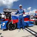 Történelmi pole-t hozott az IndyCar kvalifikációja Poconón