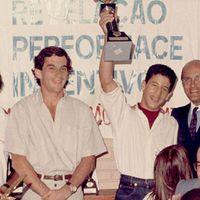 Hogyan mentette meg Ayrton Senna Tony Kanaan karrierjét?