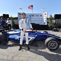 Egy megosztó előzés döntötte el az Indy Lights bajnoki címét