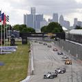 Rezeg a léc az IndyCar detroiti fordulója alatt