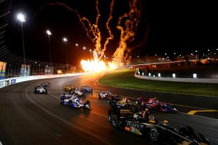 Flúgos futammal búcsúzott az idei oválszezontól az IndyCar