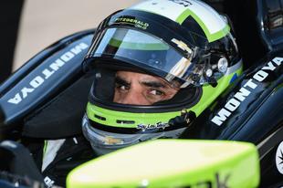 Juan Pablo Montoya már biztosan nem lesz ott az idei Indianapolis 500-on