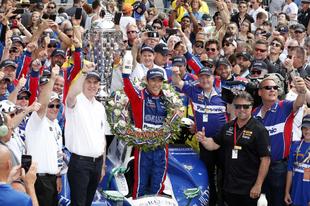 Sato: Az Indy 500 beteljesítette számomra az amerikai álmot