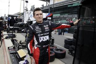 Mikhail Aleshin kihagyhatja az IndyCar soron következő versenyét
