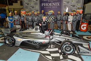 Newgarden nyerte az IndyCar idei első, oválpályás bevetését