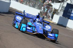 A Honda dominanciáját hozta az IndyCar szezonnyitó hétvégéjének első napja