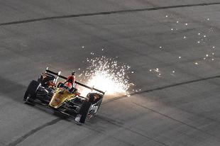 Már a nyár folyamán pályára viszik az IndyCar 2018-as versenygépét