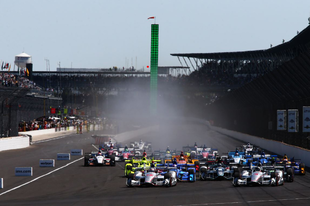 Back Home Again in Indiana - Az IndyCar hazatér