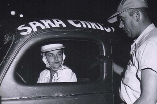 A NASCAR úttörő három gráciája
