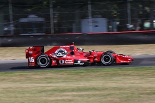 A papírforma szerint startolt el a Honda Indy 200 hétvégéje
