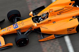 Rossi szerint Alonsónak az IndyCarban a helye