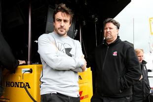 Alonso: Az Indy 500 a legnagyobb verseny a világon