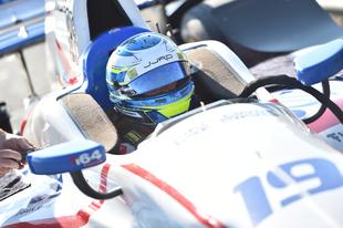 Floridai tinédzser csatlakozik az IndyCar mezőnyéhez
