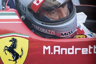 Amikor a Ferrari móresre tanította Mario Andrettit
