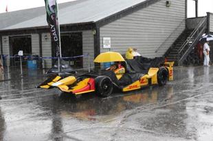 Az időjárás keresztülhúzta az IndyCar számításait